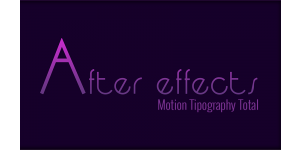 After Effects CC - Motion Tipography Total